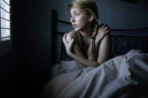 ansia notturna e insonnia
