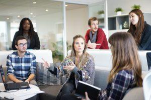 ansia sociale sul posto di lavoro